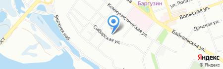 Медиа Сервис на карте Иркутска