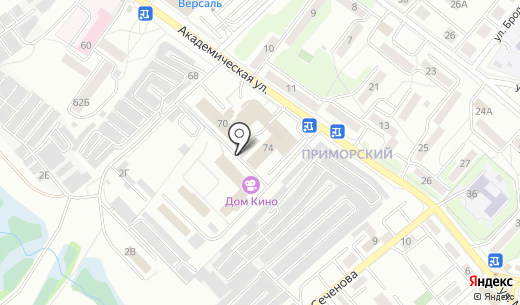 Анк-Сиб. Схема проезда в Иркутске