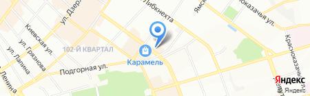 Спартафарм Трэйд на карте Иркутска