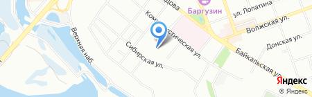 Регион-Финанс на карте Иркутска