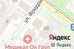Схема проезда до компании СтройПромСервис в Иркутске