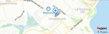 MAR & CO на карте Иркутска