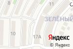 Схема проезда до компании ПИВСОЮЗ в Марковой