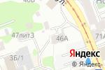 Схема проезда до компании Медведев Маркетинг Диджитал в Иркутске