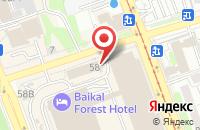 Схема проезда до компании Сладкоежка в Белово