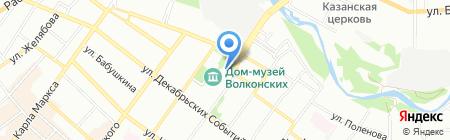 Sewclub.ru на карте Иркутска