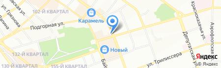 Мир мебели на карте Иркутска
