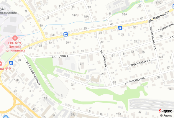 жилой комплекс Корица