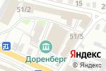 Схема проезда до компании Прайскиллер TechnoPoint в Иркутске