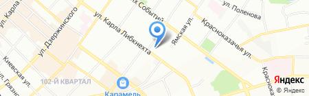 СантехДирект на карте Иркутска