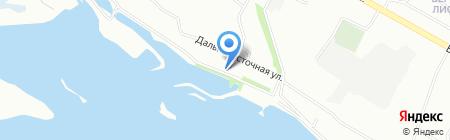 Слово на карте Иркутска