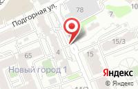 Схема проезда до компании Pro-Дbижehиe в Иркутске