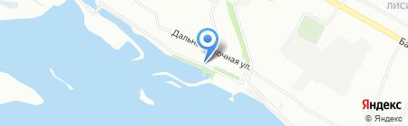 Агуша на карте Иркутска