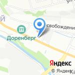 ГУФСИН России по Иркутской области на карте Иркутска