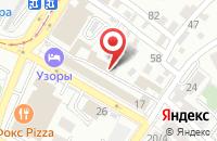 Схема проезда до компании Русско - Сибирская компания в Иркутске