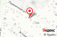 Схема проезда до компании Мэрри в Иркутске