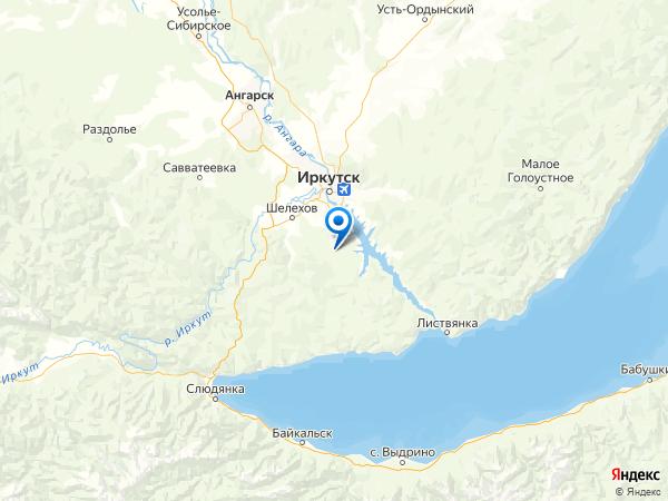 СНТ Жарки-2 на карте