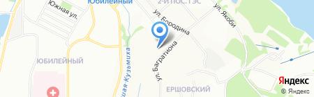 Иркутский колледж экономики сервиса и туризма на карте Иркутска