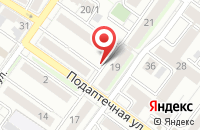 Схема проезда до компании Мультипроизводственное Предприятие «Сибирь» в Иркутске