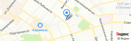 Аккумуляторы Автомасла Автозапчасти на карте Иркутска