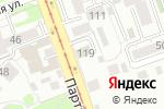 Схема проезда до компании Окна ВЕКА в Иркутске