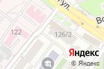 Схема проезда до компании Магия текстиля в Иркутске