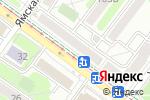 Схема проезда до компании Лотос в Иркутске