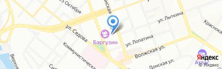 LaVitto на карте Иркутска