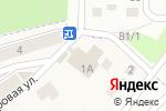 Схема проезда до компании SPAR в Марковой