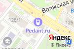 Схема проезда до компании Восточный экспресс банк в Иркутске