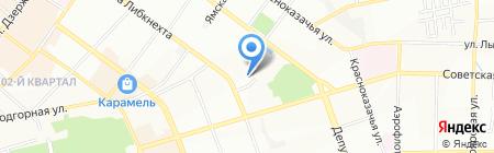 Пингвин-Service на карте Иркутска