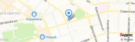 НТВ плюс на карте Иркутска