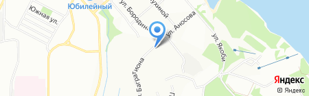 Boom-Box на карте Иркутска