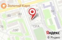 Схема проезда до компании Регина в Иркутске