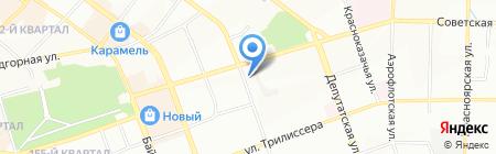 БТК Строй Дом на карте Иркутска