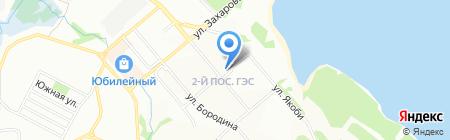 Общественная приемная депутата Иркутской городской Думы Корнева М.Г. на карте Иркутска