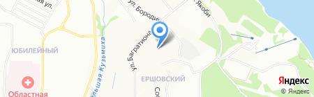 УправДом на карте Иркутска