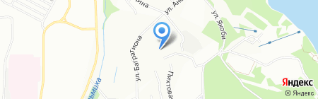ИркСтройАльянс на карте Иркутска