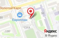 Схема проезда до компании Степная в Николаевке