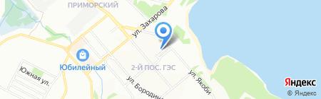 BOSStudio на карте Иркутска