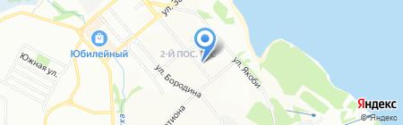 Департамент образования Комитет по социальной политике и культуре на карте Иркутска