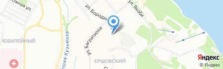 КОМПАНИЯ АРИЗ ГРУПП на карте Иркутска