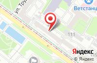 Схема проезда до компании Идея Плюс в Иркутске