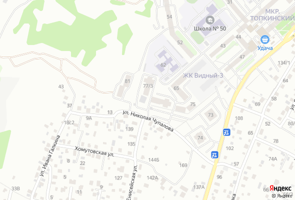 жилой комплекс Топкинские горки