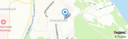 Агентство недвижимости на карте Иркутска