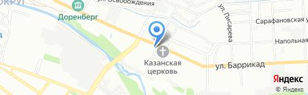 Сыр и масло на карте Иркутска