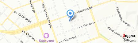 Инженерные решения на карте Иркутска