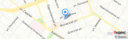 ФриЛэндЛогистикс на карте Иркутска