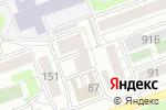 Схема проезда до компании WiFi Иркутск в Иркутске