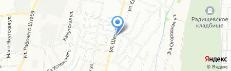 Все для дома на карте Иркутска